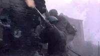 《集结号》兵踩雷残肢遍地 任泉强攻被炸碎