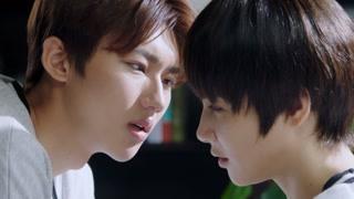 《一吻不定情》第09集预告 糟糕,又变成男人了!