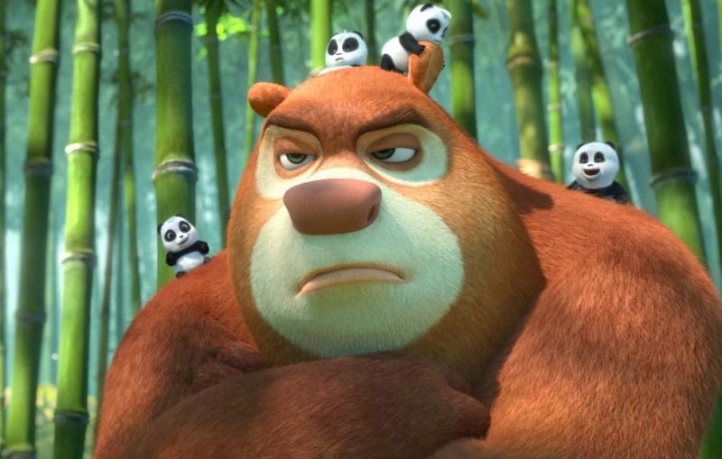 《熊出没·原始时代》曝预告 陕西话版本更添乐趣