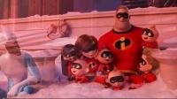 《超人总动员2》超人家族上天入海使出浑身解数,联手酷冰侠再次拯救世界