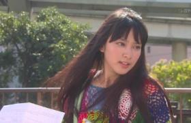 东京全力少女:武井咲变身开朗少女传递正能量