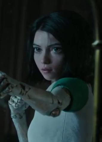 《阿丽塔:战斗天使》 打斗混剪 机械女战神大耍空手道咏春拳