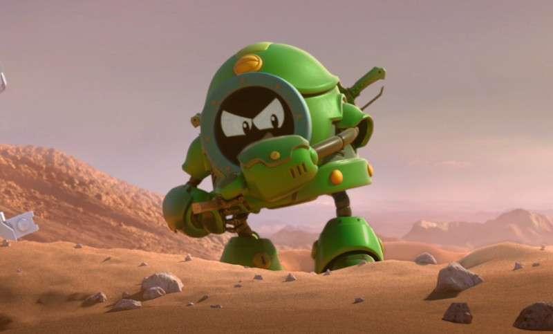 《赛尔号大电影7》主题预告 神秘机械熊疑似星际海盗