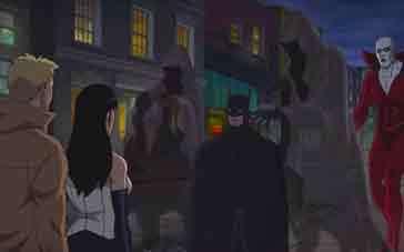 《黑暗正义联盟》曝首款预告 DC英雄全员集结