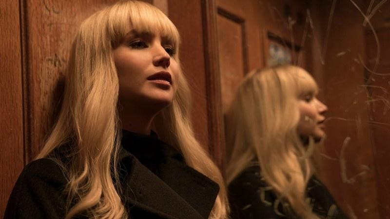 《红雀》预告片 詹妮弗·劳伦斯变身美女间谍