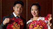 奥运冠军石智勇求婚成功