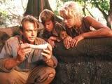 《侏罗纪公园》令人难忘的恐龙狂奔大场面