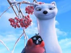 《冰雪女皇之冬日魔咒》定档预告 合家欢独闯元旦档