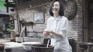南方姑娘王鸥在线学包饺子