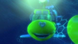 潜艇总动员:海底两万里:阿力忘记开防压盾 知识是一切的基础