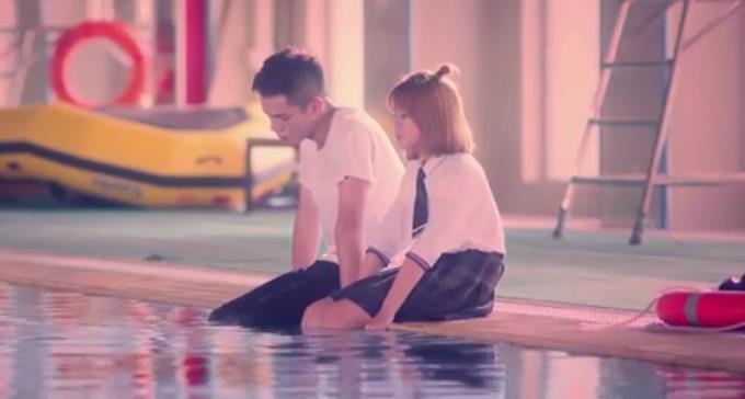 《时空偷渡少女》插曲《不管明天会不会来》MV