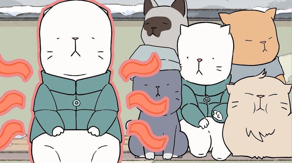 【我的邻居全是猫】07 喵星人的过冬神器