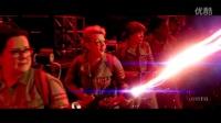 《超能敢死队》曝视效特辑 演员穿蓝色LED灯扮鬼 无人机提示CG鬼位置