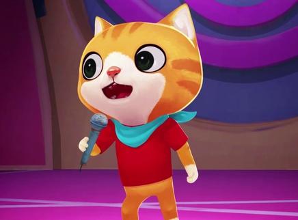 《小猫巴克里》先导预告  金马最佳动画长片提名