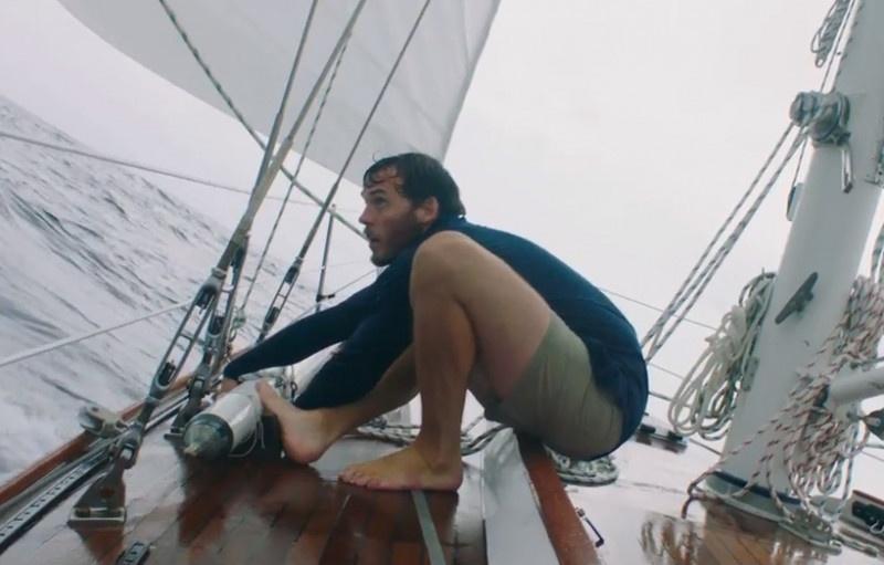 《惊涛飓浪》发布台版中文预告片
