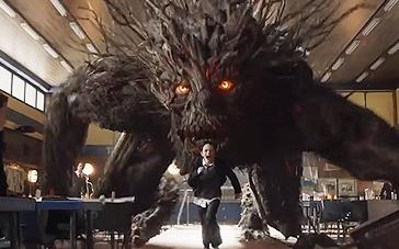 《怪物召唤》片段 小正太遭欺凌愤怒召唤恶魔