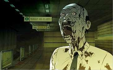 动画《首尔站》中文预告 僵尸袭城人们无处可逃