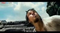 《变形金刚5:最后的骑士》骑士不死于徒手,马克·沃尔伯格竟然以人类之躯挡住了守护者的剑刃