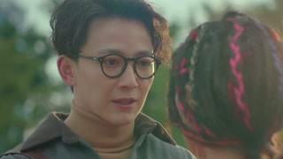 王小谜找到林浩树勇敢告白 执着女孩怎能让人不动心?