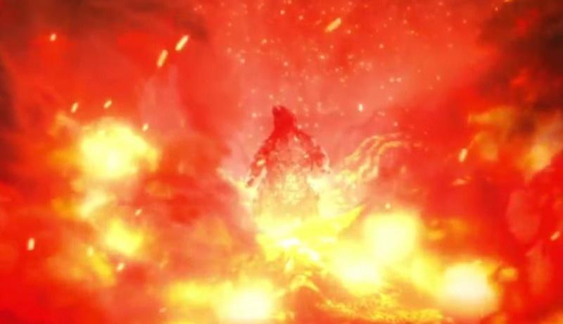 《哥斯拉:噬星者》曝短预告片