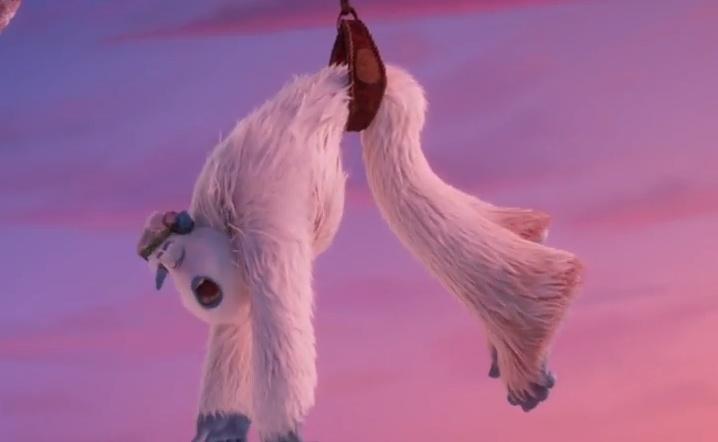 《雪怪大冒险》发布台版最新预告