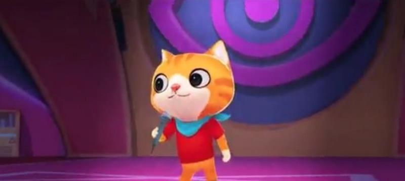 《小猫巴克里》台湾版预告片