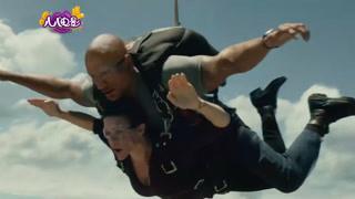 高空跳伞如何优雅保持姿势