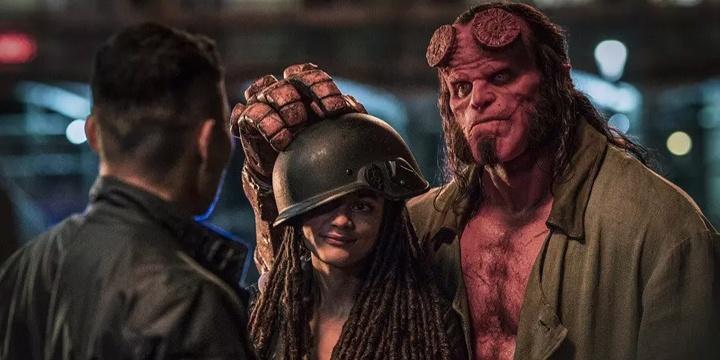 《地狱男爵:血皇后崛起》发布新预告