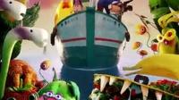 《天降美食2》动态海报
