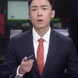 杭州新闻联播出现播出事故