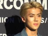 EXO成员世勋将搭档吴倩 合拍《我爱喵星人》
