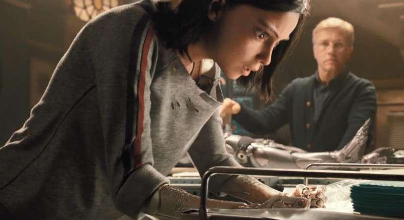 《阿丽塔:战斗天使》战士觉醒片段 核能少女向邪恶正式宣战