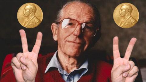 """富二代自掏腰包搞科研,拿过两次诺贝尔奖却称自己是""""普通人""""?"""