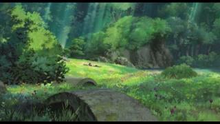 翔草地上悠闲晒太阳