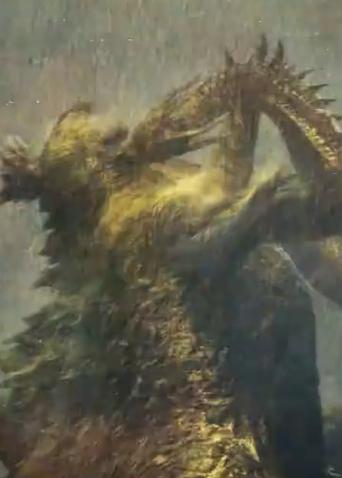 《哥斯拉2:怪兽之王》特效特辑 原来怪兽是这样拍出来的