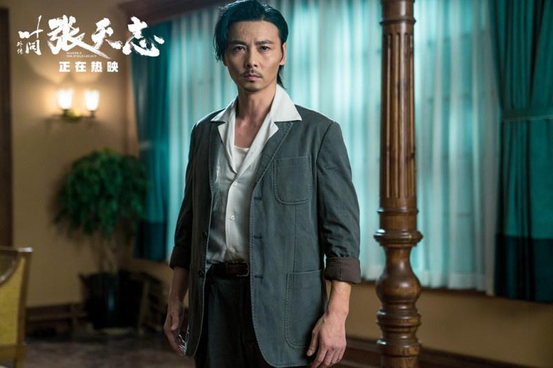 《张天志》咏春VS泰拳片段 张晋托尼·贾英雄相惜