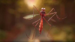 这种情景蚊子哭晕了