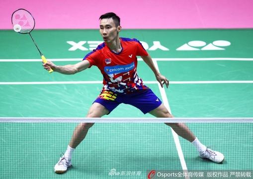 汤杯1/4决赛:马来西亚VS印尼