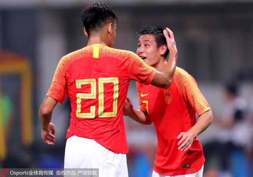 热身赛-中国1-0缅甸
