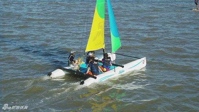 中帆协起航中国家庭帆船赛