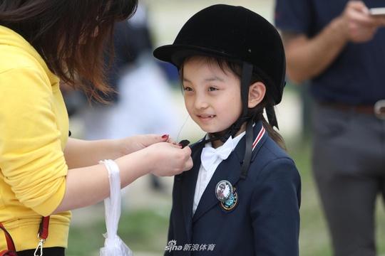 新浪杯未来小骑士闪耀南京