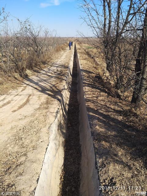 新建水渠27.2公里 村民测量只有8.3公里