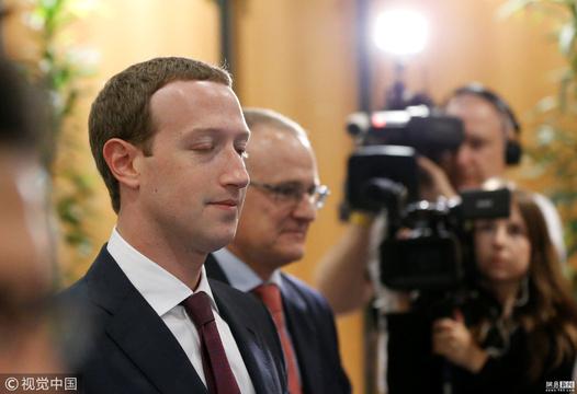 再过堂!扎克伯格就数据丑闻接受欧盟质询