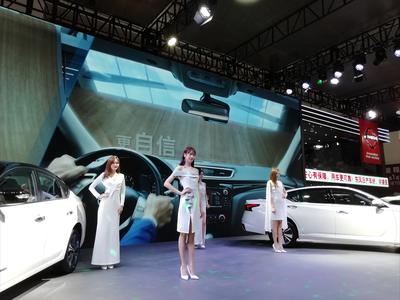香车美女 2019第16届海南国际车展等你来撩
