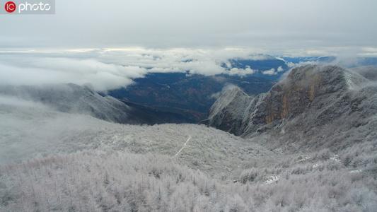 重庆巫山高海拔地区迎来降雪
