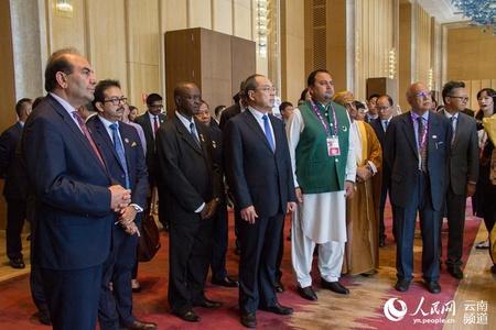 中国-南亚交流合作展开展