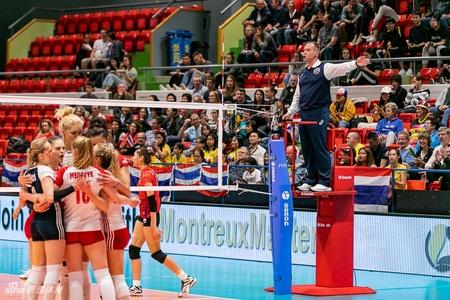 瑞士赛波兰3-0泰国进决赛
