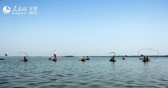五河县沱湖喜迎开湖季