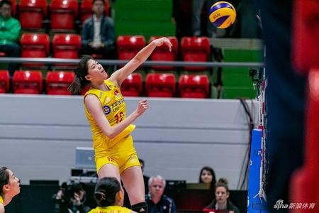 瑞士赛中国女排vs土耳其