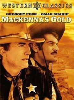 麦肯纳的黄金